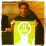 Solidaritat del Poeta David Caño amb els Bastoners Solidaris de la Cop a Cop de la Vila de Gràcia encausats per l'Audiència Nacional.