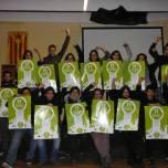 Suport,Força i Solidaritat de les companyes d'Arran Gràcia amb els Bastoners Solidaris.