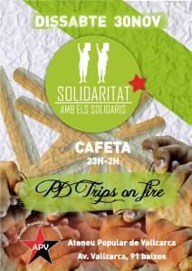 Cafeta a Vallcarca