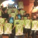 Solidaritat de Vilafranca del Penedès amb els Bastoners Solidaris