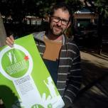 Suport de Daniel Mallén, regidor d'ERC a Cerdanyola del Vallès, i promotor músical