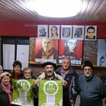 familiars de presos de la zona d'Aiara ( Euskal Herria