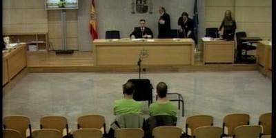 27 DE MARÇ. Judici contra els Bastoners Solidaris ( Vist per sentència )