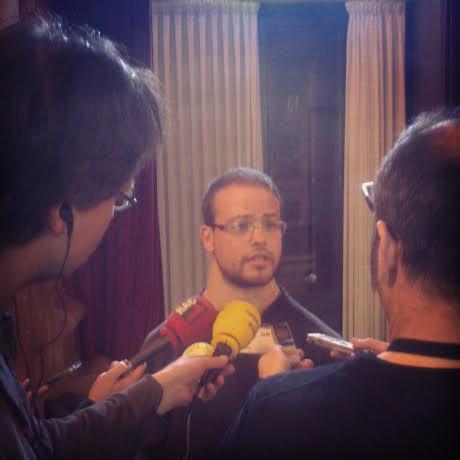Proposta de Resolució de Diputats de la CUP AE, ERC i ICV-EUiA del Parlament de Catalunya de suport als Bastoners Solidaris